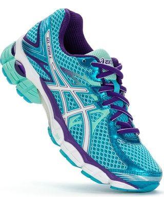 asics gel ladies running shoes
