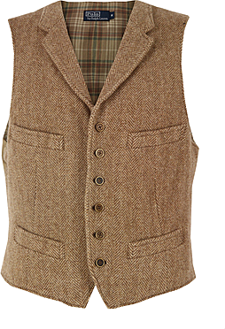 Polo Ralph Lauren This Is An Awesome Vest Mens Outfits Tweed Waistcoat Clothes