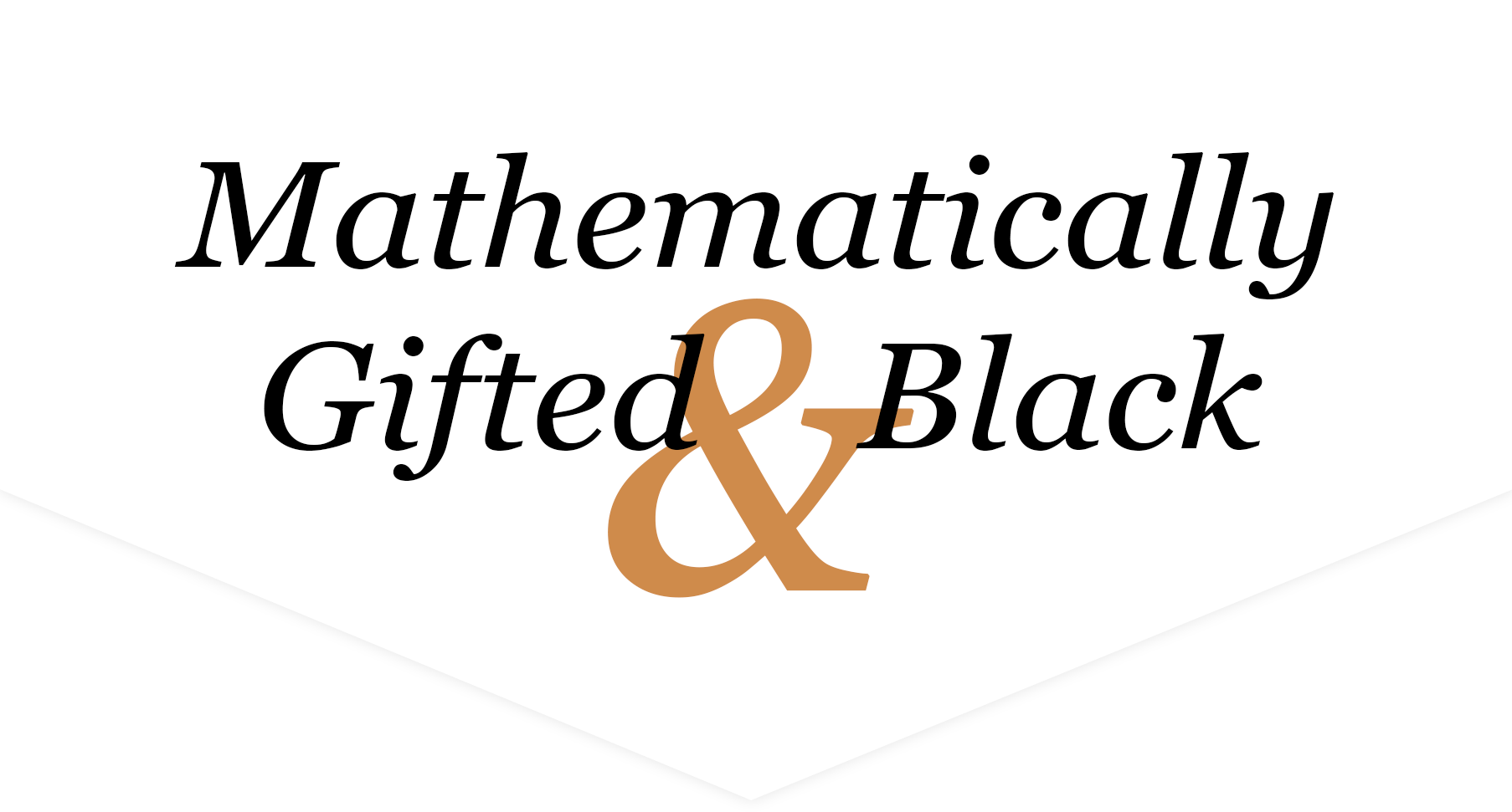 Mathematically Ted Amp Black In