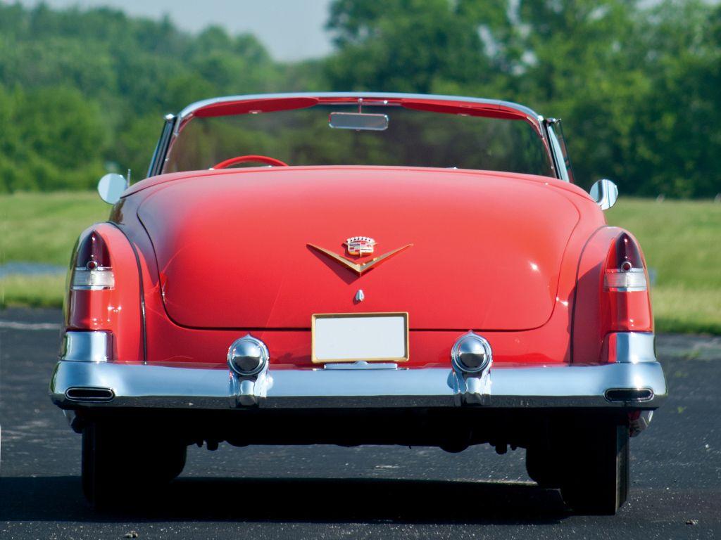 1953 Cadillac SixtyTwo Eldorado Special 2door Sport