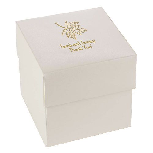 Customize your own favor and cupcake boxes wedding favorbox