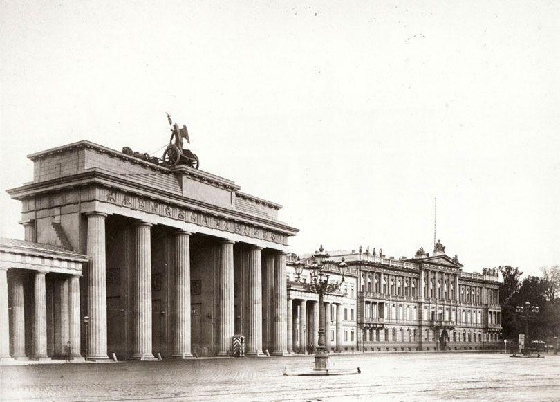 Berlin Brandenburger Tor Brandenburger Tor Berlin Bilder