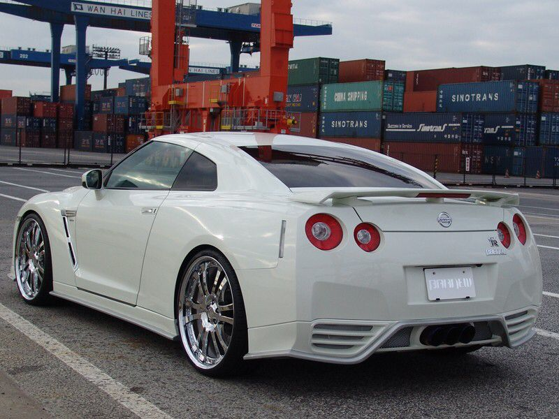 GTR Nissan Japan Import