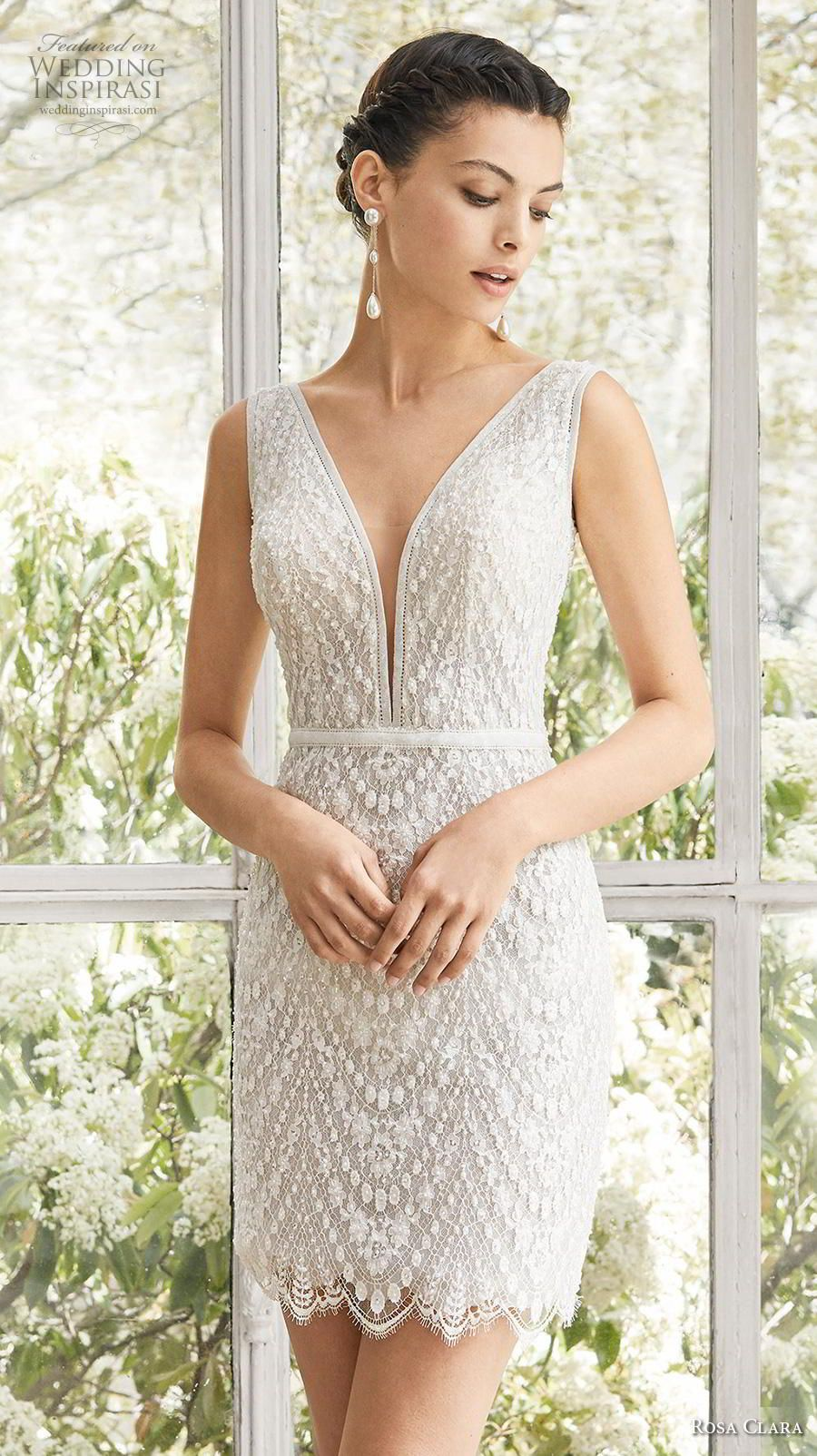 Rosa Clará Couture 2019 Wedding Dresses