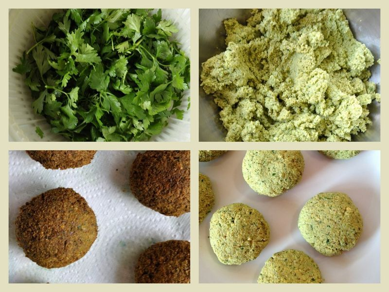 Comment faire des falafels recettes cuisiner pinterest falafel vegetarian et vegan - Comment cuisiner les haricots rouges ...