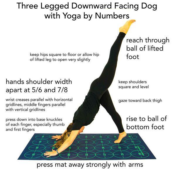 Three Legged Dog Downward Facing Dog Foot Exercises Yoga