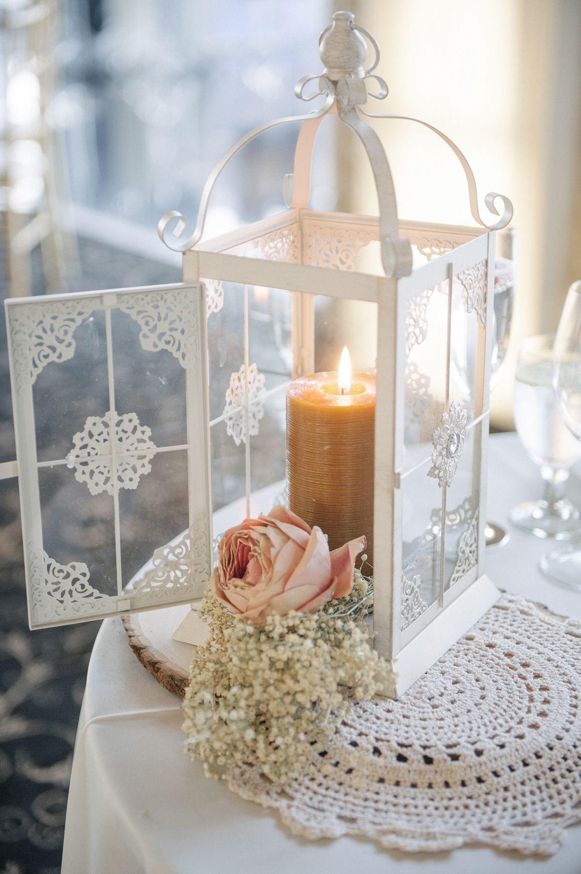 Vintage Chic DIY Wedding