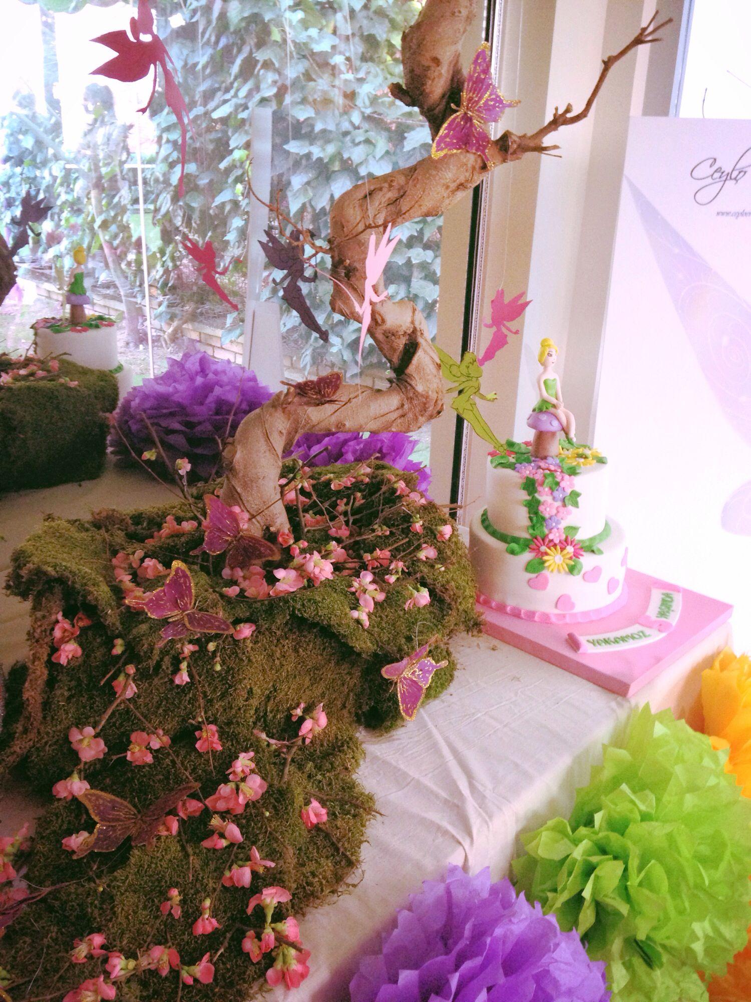 Tinker Bell Party (@Kara Hauenstein Nook, Istanbul Turkey)  Kids Nook Kitabevi Ceylo Events