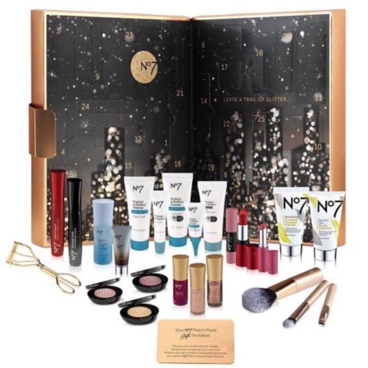 Boots No7 Beauty Advent Calendar 2016 Ebay