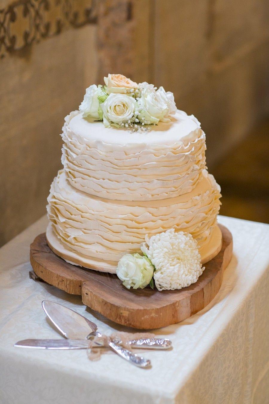 A beautifully rustic destination wedding beach wedding