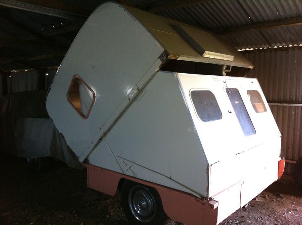 Vintage Australian Folding Propert Caravan Ebay Vintage