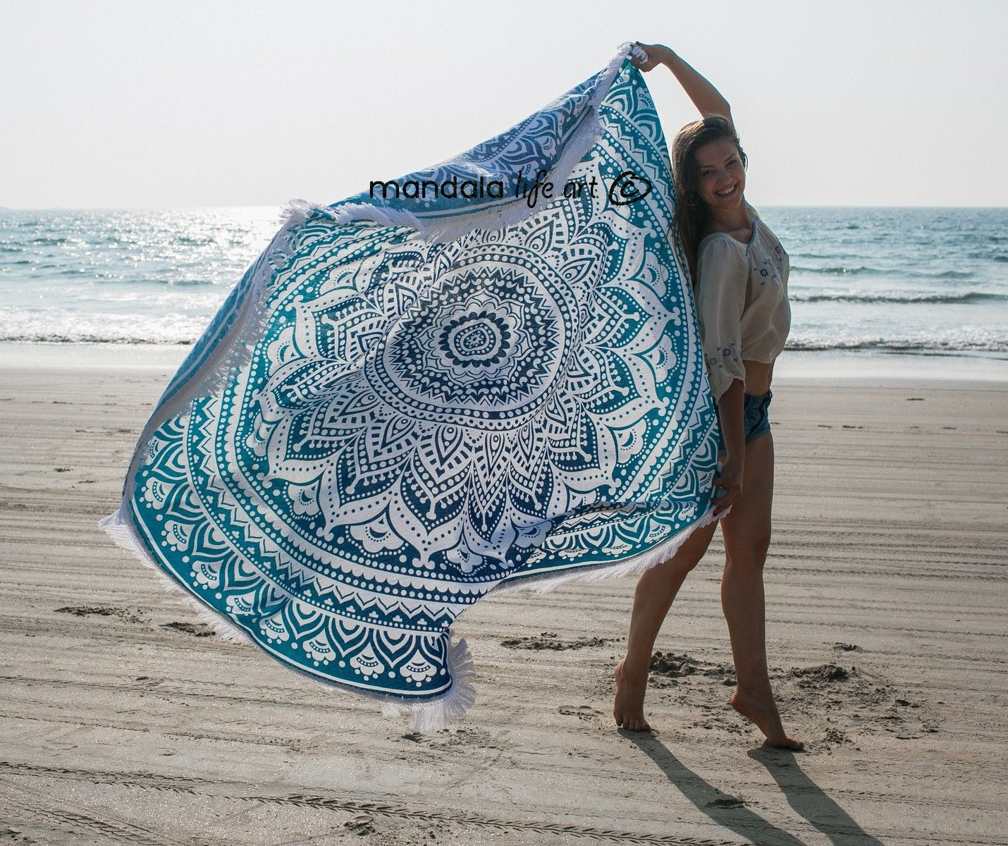 unique collection of home and beach decor floor cushion cover
