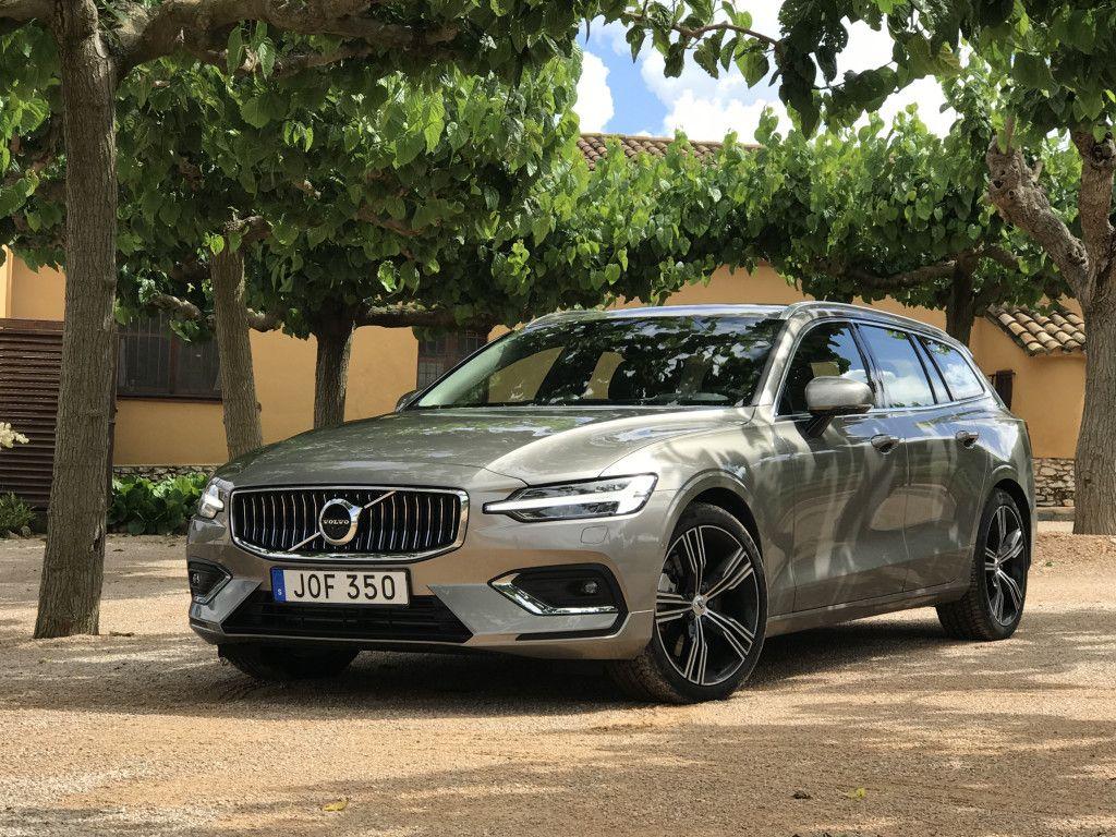 2019 Volvo V60 Tarragona Spain June 2018 Volvo V60 Bmw Volvo Wagon