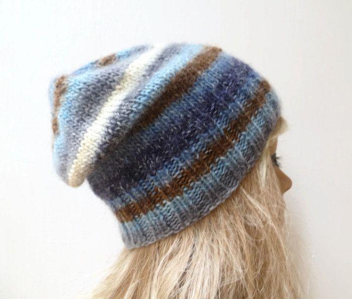 Wool Slouchy Beanie Hat 82a5996c6012