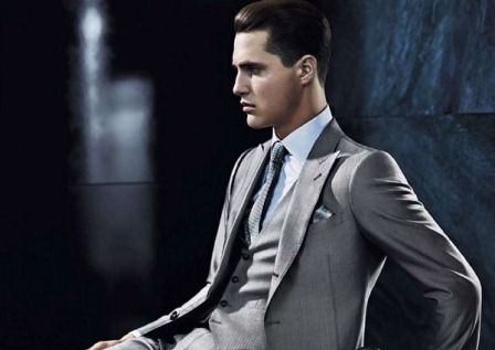 10 most-expensive-clothing-brands-for-men- Armani | MODA MASCULINA