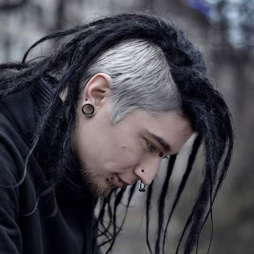 21 Punk Hairstyles For Guys Goth Hair Long Hair Styles Men