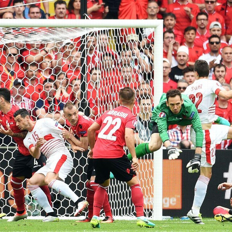 Yann Sommer And Fabian Schar Make The Difference For Switzerland Soccer Team European Championships Espn