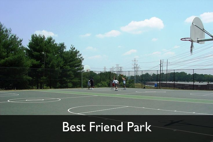 Outdoor Basketball Courts Best Friend Park Norcross Georgia Www Gwinnettparks Com Outdoor Basketball Court Basketball Park Parks And Recreation