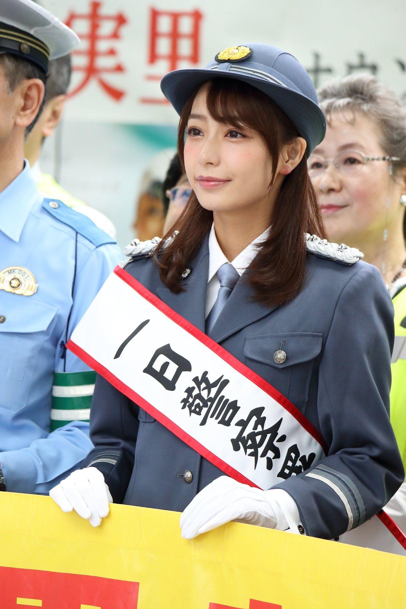 「宇垣美里 警察」の画像検索結果