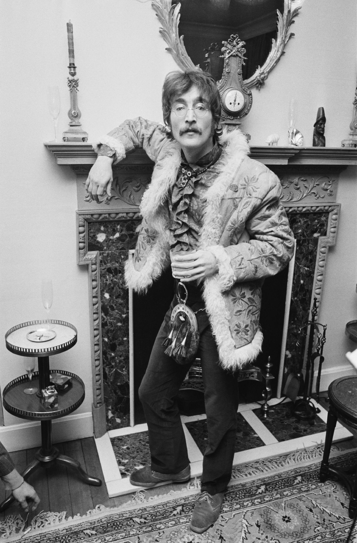 John Lennon's 'Pee Letter' Up for Auction John lennon
