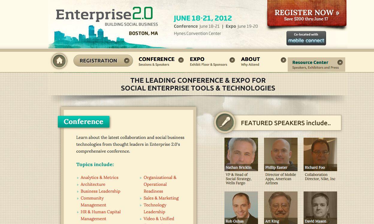 great all round design. Social enterprise, Web design