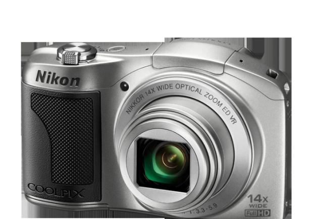 Nikon Coolpix L610 via Digital camera, Camera, Coolpix