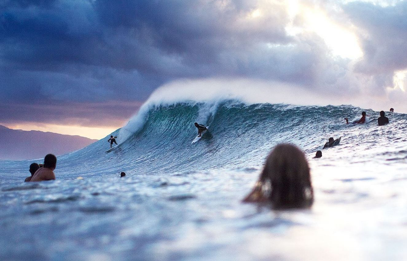 Banzai Pipeline | Surfing | Surfing, Surf trip, Surf city