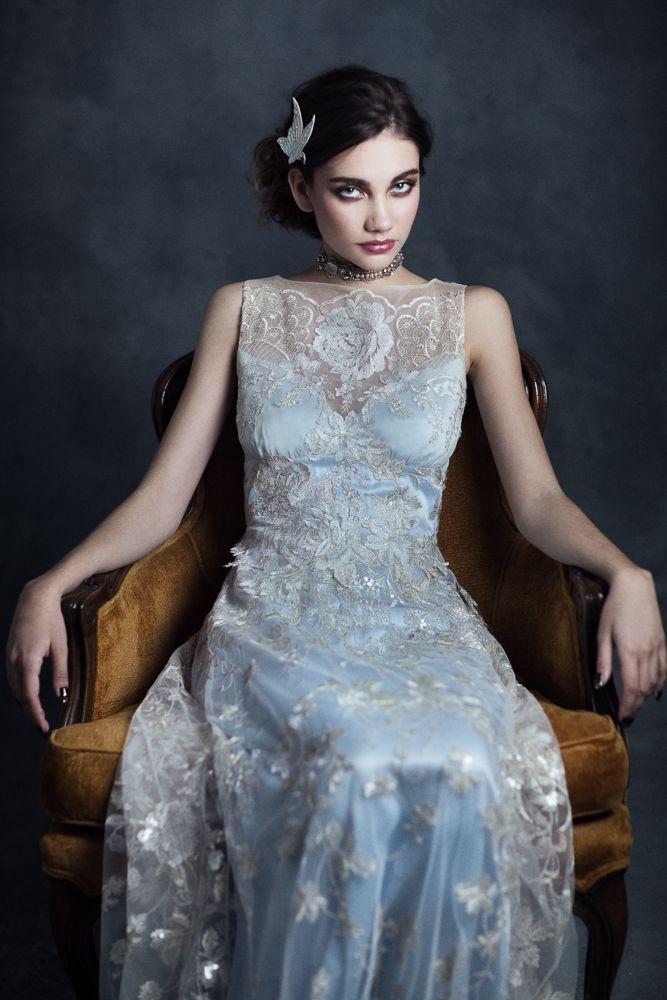 Claire Pettibone Campaign by Emily Soto | Bridal | Pinterest ...
