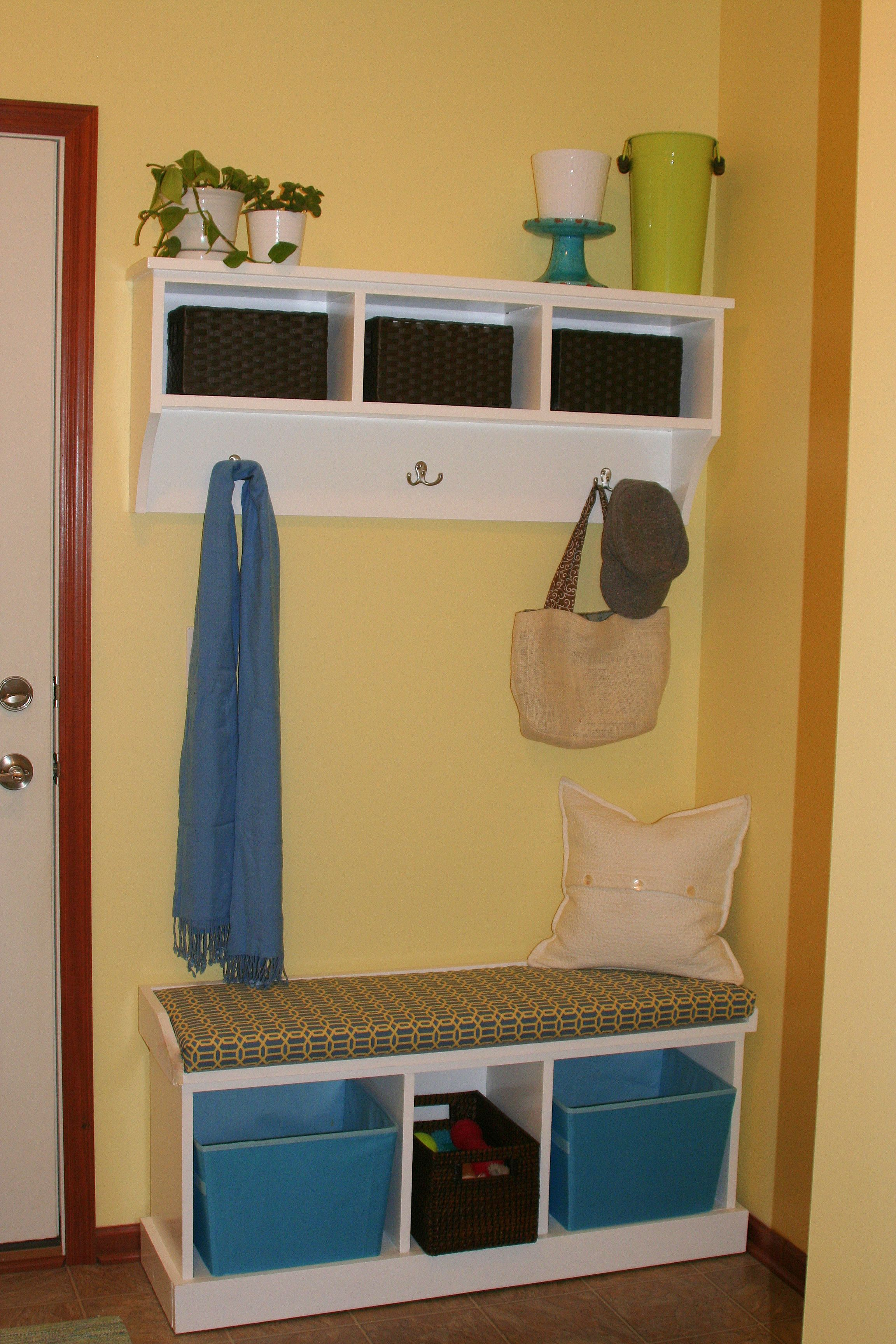 Mudroom Ideas For Small Spaces Mudroom Bench Design Plans