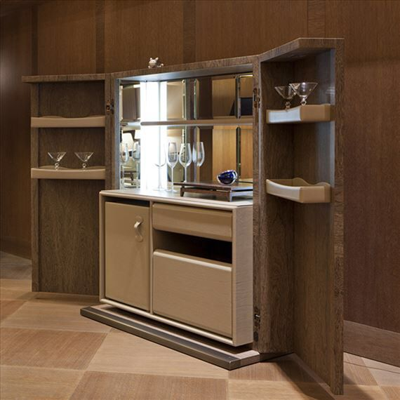 Promemoria Made In Italy Bacco Bar Cabinet Project By Romeo