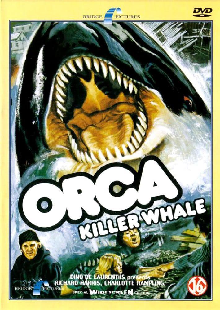 Orca A Baleia Assassina Orca 1977 Baleia Assassina Orca Cinema Filme