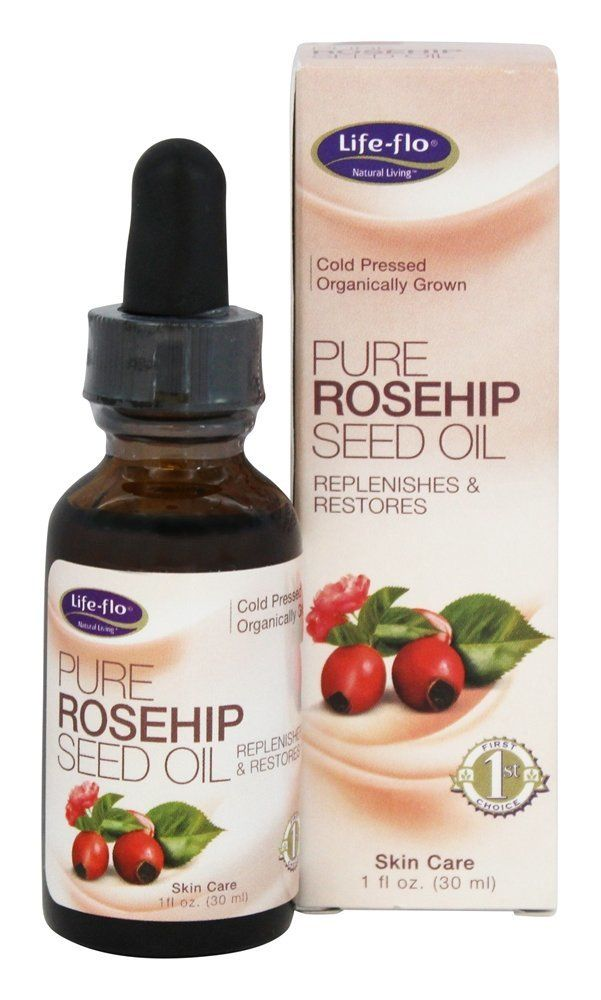 Life Flo Pure Rosehip Seed Oil In 2020 Rosehip Seed Oil Coconut Oil Skin Care Paraben Free Products