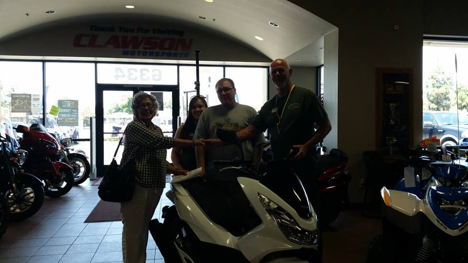 Clawson Motorsports Is An Authorized Dealership In Fresno Ca