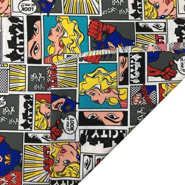 Tessuto Carnevale Comics Panini Tessuti Tessuto Carnevale Comics è un  tessuto realizzato in raso opaco 100 fbd970a8c6a