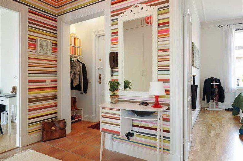 Déco entrée maison, cage d\u0027escalier et couloir en 32 idées - peinture de facade maison