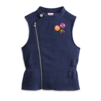 Love to Layer Vest for Girls   clothingtm   American Girl