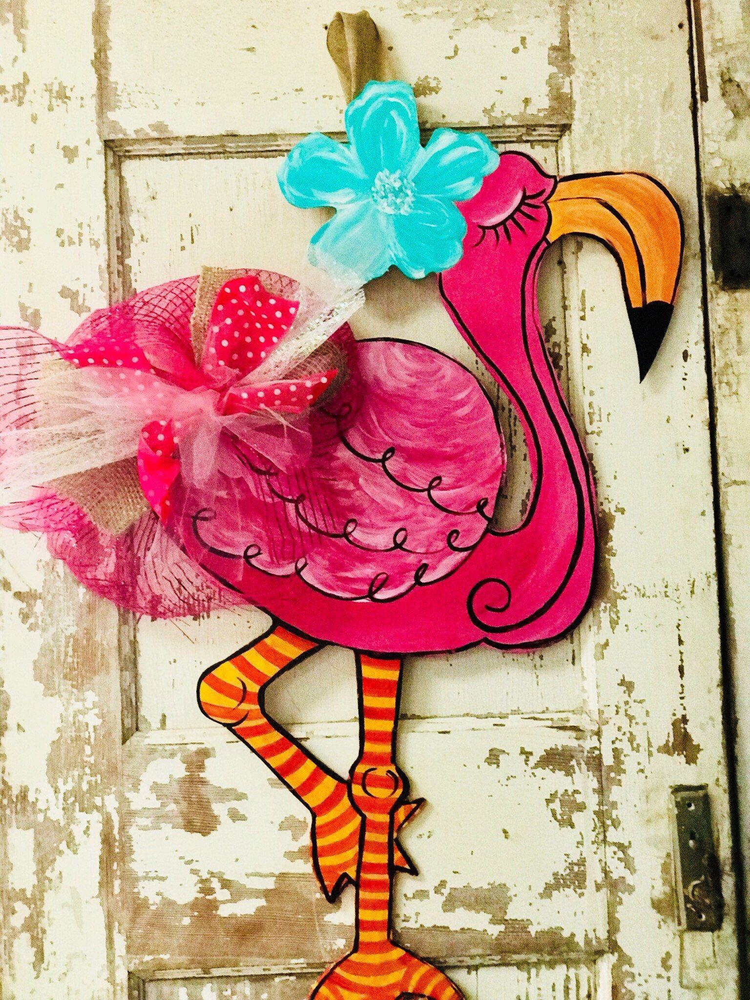 Floozie Flamingo With Images Flamingo Christmas
