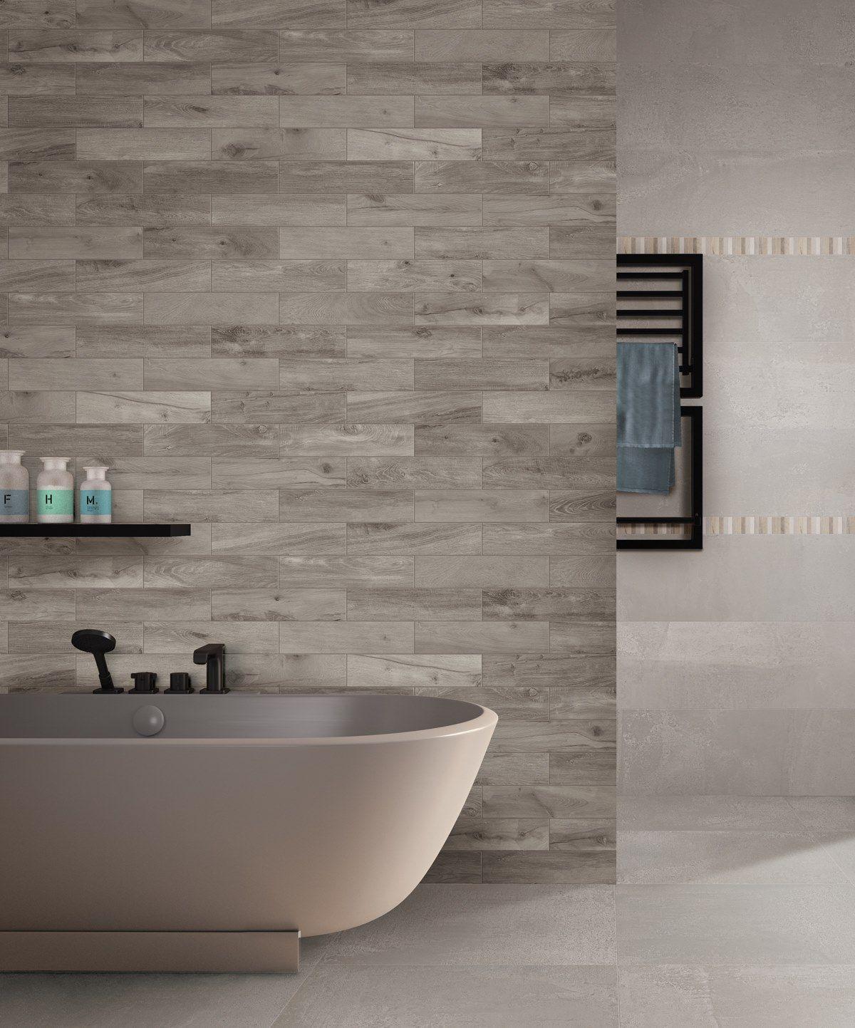 1946 yellow and grey tile bathroom - Wall Tile In Grey