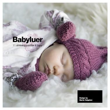 Babyluer - Bøker - Butikken min - Design by Marte Helgetun