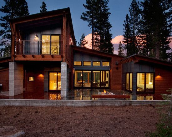 Exterior Design, Engaging Contemporary Exterior For Luxury