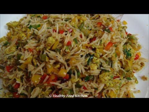 Restaurant style vegetable fried rice recipe how to make indian restaurant style vegetable fried rice recipe how to make indian chinese veg fried rice ccuart Gallery