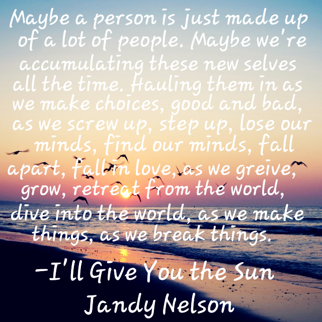 Ill Give You The Sun By Jandy Nelson Reading Is My Life