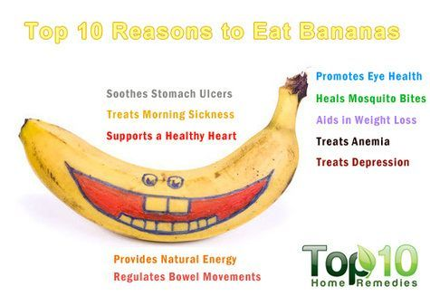 top 10 health benefits of bananas health benefits, vitamins and