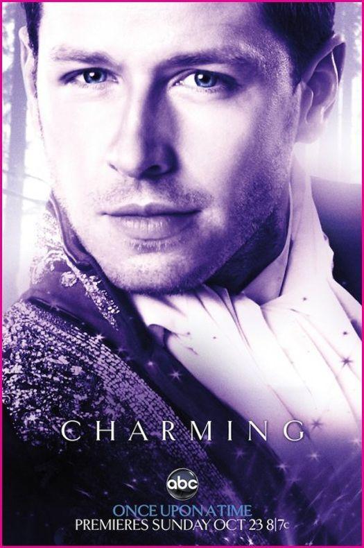 Poster Once Upon A Time Prince Charming Com Imagens Show