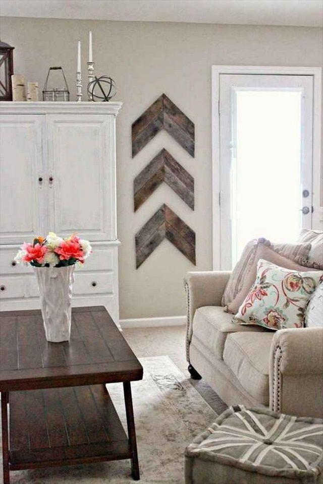 16 Diy Awesome Wall Art Ideas Farmhouse Decor Living Room Farm