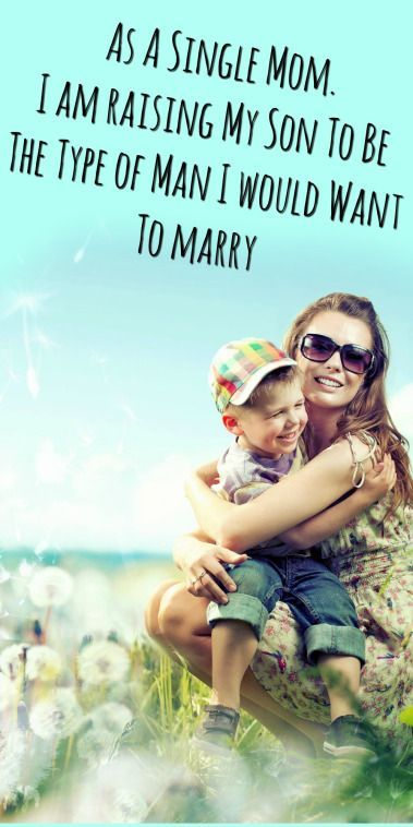 The Most Important Thing To Remember As A Single Mom Raising ...