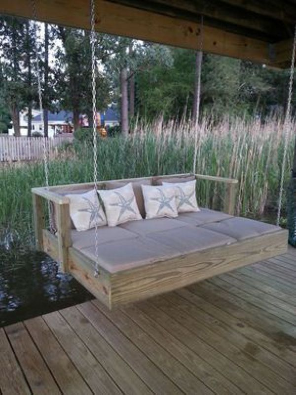 Building Pallet Daybed-DIY Daybed Plans Future dream Pinterest