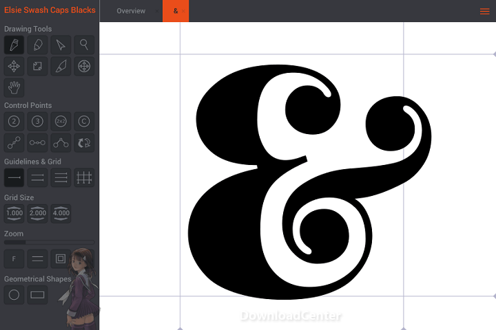 تحميل برنامج Birdfont محرر لإنشاء وتصميم خطوط مميزة مجانا Create Your Own Font Font Editor Create Font