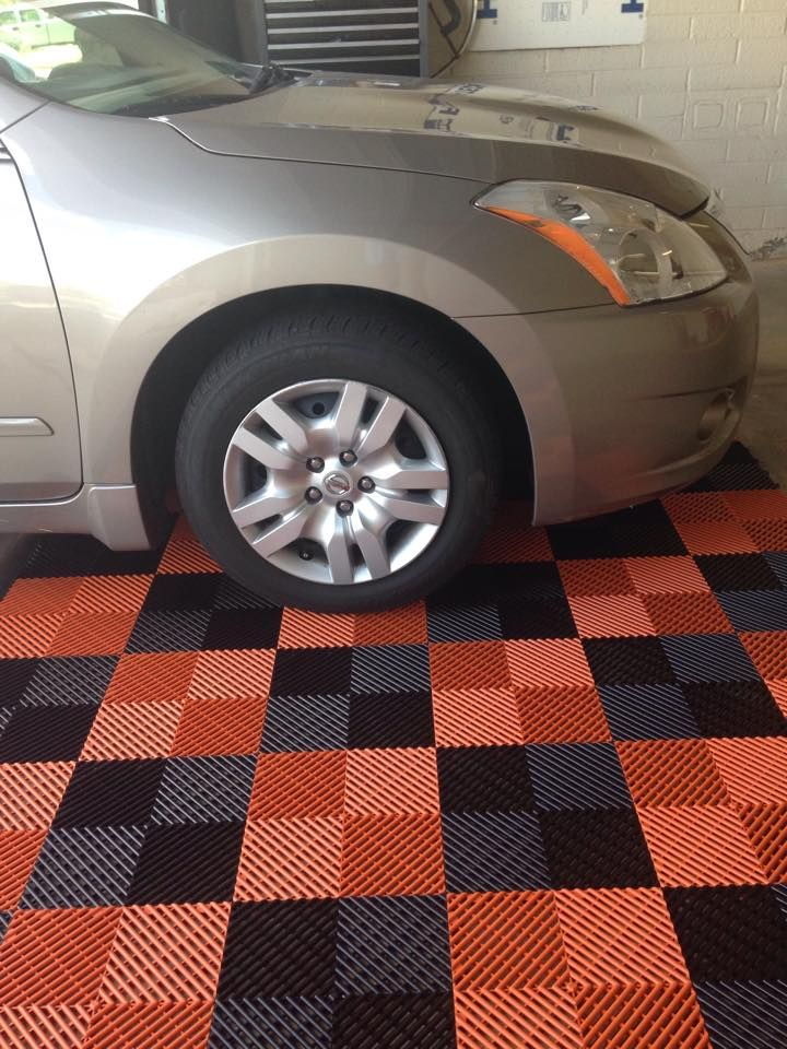 How To Choose Garage Flooring Garage Floor Garage Decor Garage