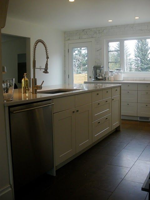 Moth's kitchen. IKEA cabinets | Kitchen remodel ...
